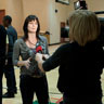 giving back - CBC shoot photos