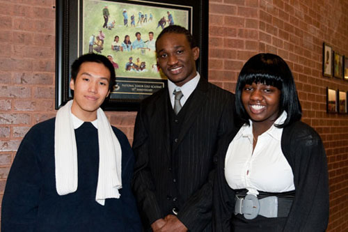 2010 Capital One + NJGA Scholarship recipients
